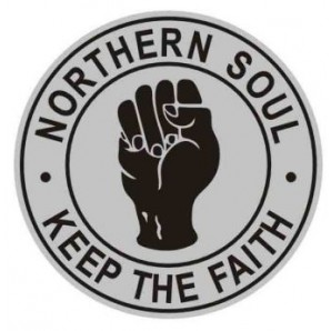 pin 'Northern Soul - Keep The Faith'