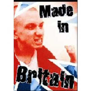 Movie 'Made In Britain'  DVD