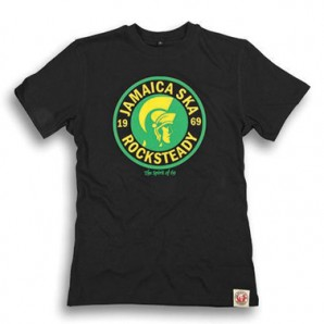 T-Shirt 69 'Rocksteady' schwarz Gr. XXL