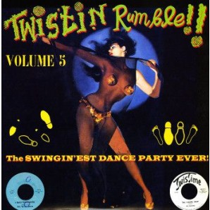 V.A. 'Twistin' Rumble Vol. 5'  LP