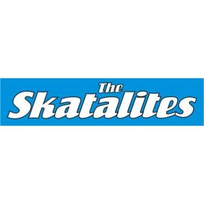 PVC sticker 'Skatalites' blue