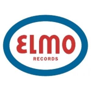 PVC sticker 'Elmo Records - angular'