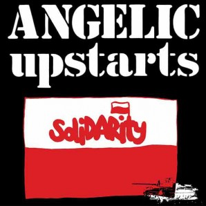 Angelic Upstarts 'Solidarity EP' 7""