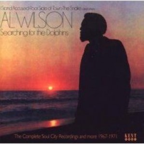Wilson, Al 'Searching For The Dolphins: The Complete Soul City Recordings And More'  CD
