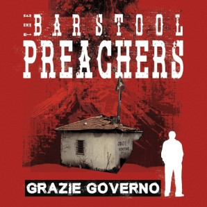 Bar Stool Preachers 'Grazie Governo' LP+mp3 lava coloured vinyl