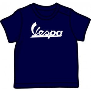 Baby Shirt 'Vespa' 5 sizes