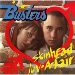 Busters All Stars 'Skinhead Luv-A-Fair'  CD