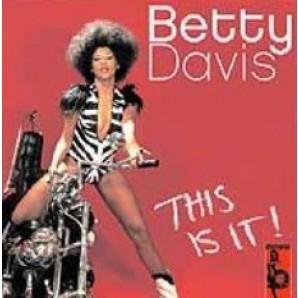 Davis, Betty 'This Is It!'  CD