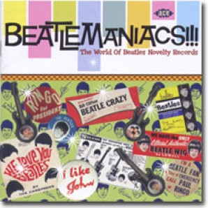V.A. 'Beatlemaniacs!!!'  CD