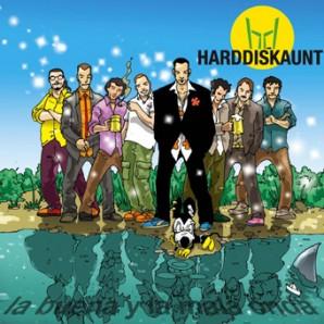 Harddiskaunt 'La Buena Y La Mala Onda'  CD