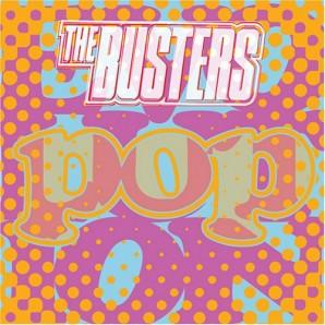 Busters - 'Evolution Pop'  CD