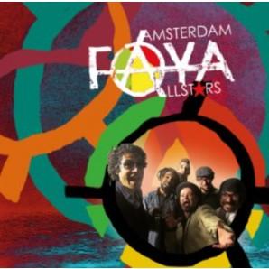 Amsterdam Faya Allstars 'Same'  CD