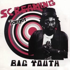 Big Youth 'Screaming Target'  CD