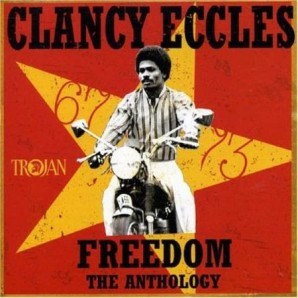 Eccles, Clancy 'Freedom - The Anthology 1967-73'  2-CD