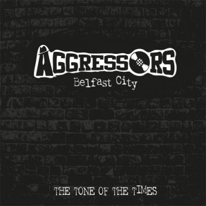 Aggressors BC 'The Tone Of The Times'  CD
