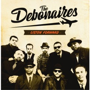 Debonaires 'Listen Forward' CD