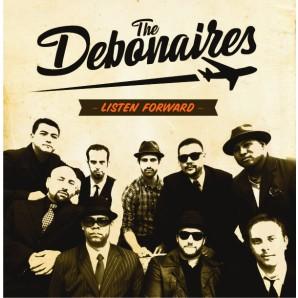 Debonaires 'Listen Forward' CD