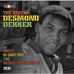 Dekker, Desmond 'The Best Of'  2-CD