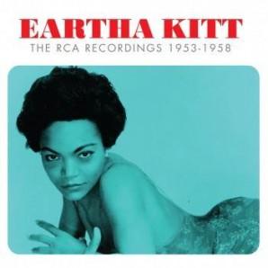 Kitt, Eartha 'The RCA Recordings 1953 - 1958'  3-CD
