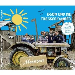 Egon & die Treckerfahrer 'Moinsen'  2-CD