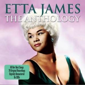 James, Etta 'The Anthology'  3-CD