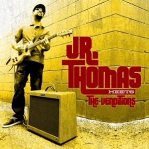 Jr. Thomas & The Venditions 'Jr. Thomas Meets The Venditions' CD