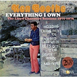 Boothe, Ken 'Everything I Own: The Lloyd Charmers Sessions 1971'  2-CD