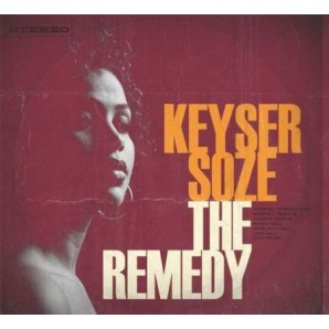 Keyser Soze 'The Remedy'  CD