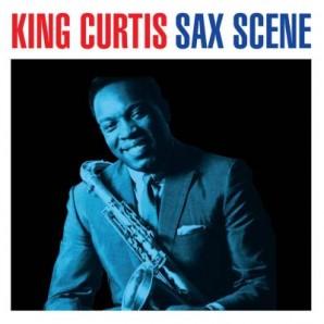 King Curtis 'Sax Scene'  2-CD