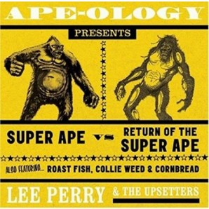 Perry, Lee & The Upsetters 'Ape-Ology pres. Super Ape Vs. Return Of The Super Ape'  2-CD