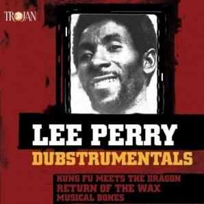 Perry, Lee 'Dubstrumentals'  2-CD
