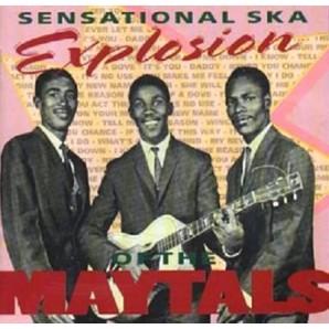 Maytals 'Sensational Ska Explosion'  CD