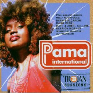 Pama International 'Trojan Sessions'  LP  *Rico*Derrick Morgan*Dennis Alcapone*