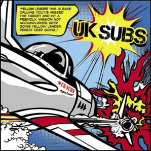 UK Subs 'Yellow Leader'  CD