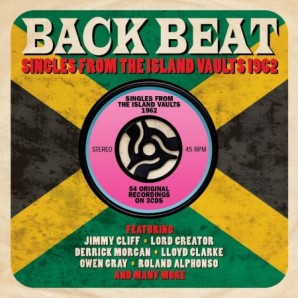V.A. 'Back Beat – Singles From The Island Vaults 1962'  3-CD