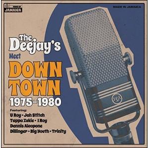 V.A. 'The Deejays Meet Downtown 1975 - 1980'  LP