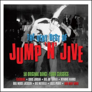 V.A. 'The Very Best Of Jump'n'Jive – 50 Original Dance-Floor Classics'  2-CD