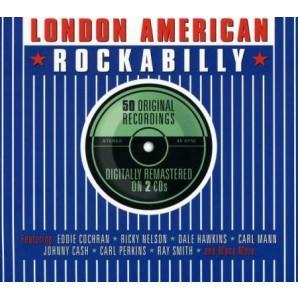 V.A. 'London American Rockabilly'  2-CD