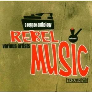 V.A. 'Rebel Music - A Reggae Anthology'  CD