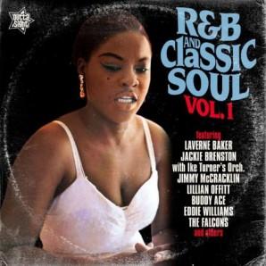 V.A. 'R&B And Classic Soul Vol. 1'  CD