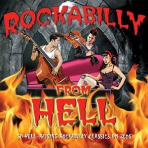 V.A. 'Rockabilly From Hell '  2-CD