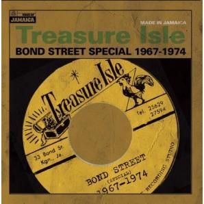 V.A. 'Treasure Isle – Bond Street Special 1967 – 1974'  CD