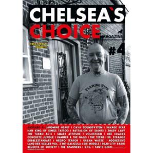 Chelsea's Choice Magazine #4 + flexi disc