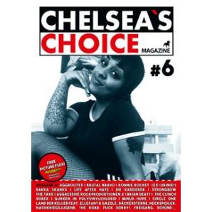 Chelsea's Choice Magazine #6 + flexi disc