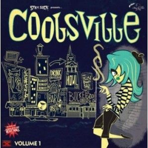 "V.A. 'Coolsville Vol. 1'  10""LP"