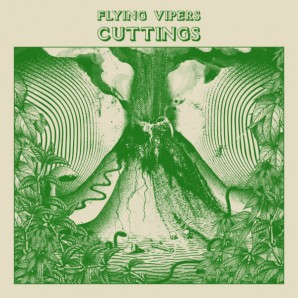 Flying Vipers ‎'Cuttings' LP