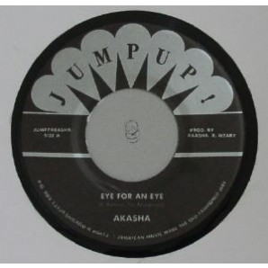 Akasha 'You Make Me Feel Good' + 'Eye For An Eye'' 7""