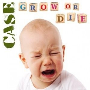Case 'Grow Or Die EP' 7""