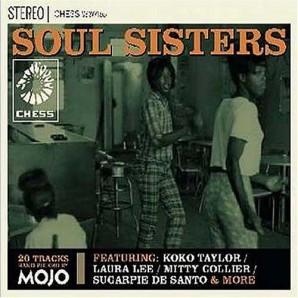 V.A. - 'Chess Soul Sisters'  CD