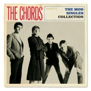 Chords 'The Mod Singles Collection'  CD